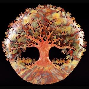 "Round ""Tree of Life"""